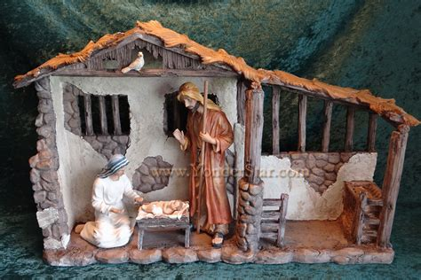home accessories inspiring nativity sets for
