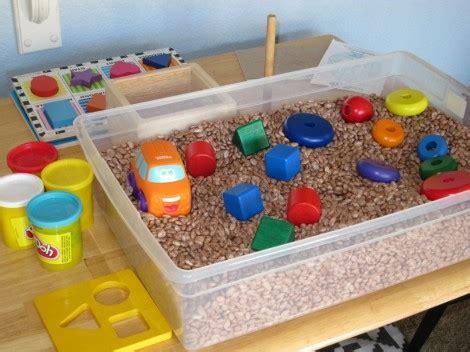 materials for sensory table sensory experiences for parkland players