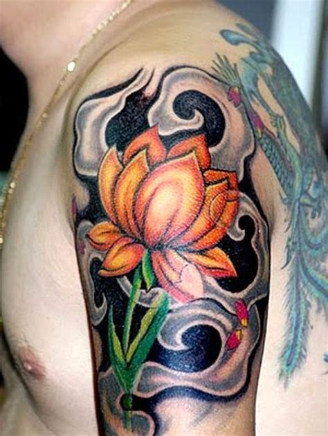 lotus flower tattoo japanese meaning japanese lotus flower pictures to pin on pinterest