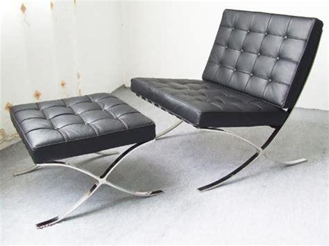 fauteuils barcelona location de fauteuil barcelona cuir noir sofa barcelona black sur ekipement location de
