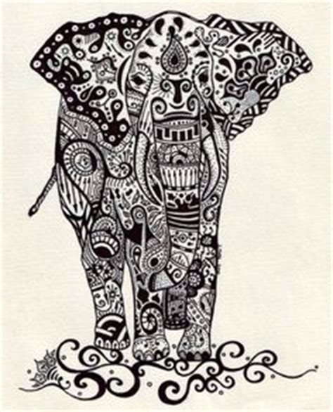 doodle powel india 1000 images about elephant on elephant