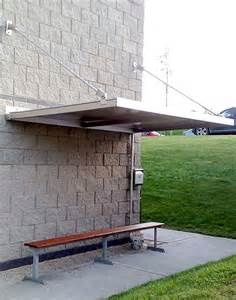 Smoking Canopy by Custom Canopy