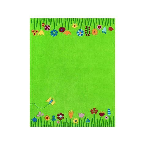 tappeto prato tappeto prato fiori arredare la cameretta