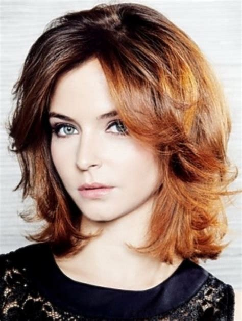 hair styles for women away from the face 70 artistic medium length layered hairstyles to try