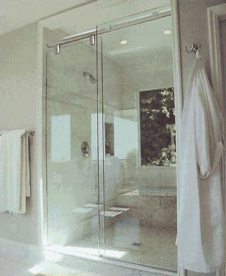Sliding Shower Door Gallery 5 Barrier Free Shower Doors