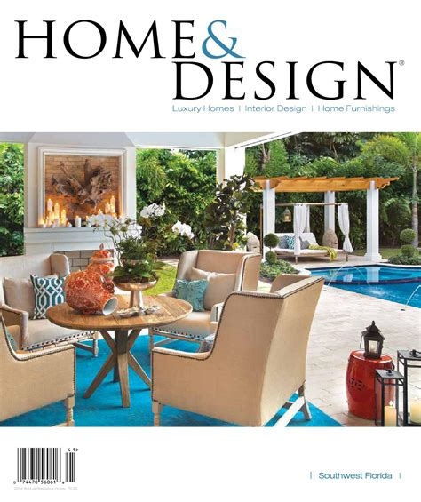 home design magazine florida home design magazine annual resource guide 2014