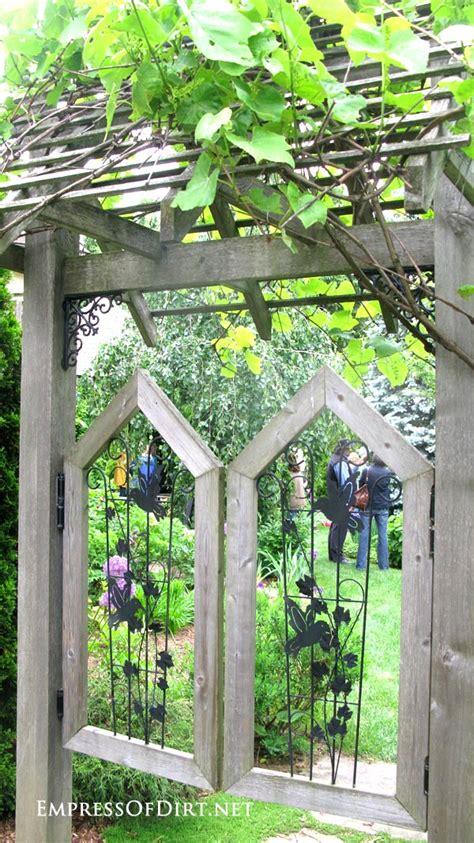 Backyard Door Ideas 12 Ideas For Doors And Windows In The Garden Empress Of Dirt