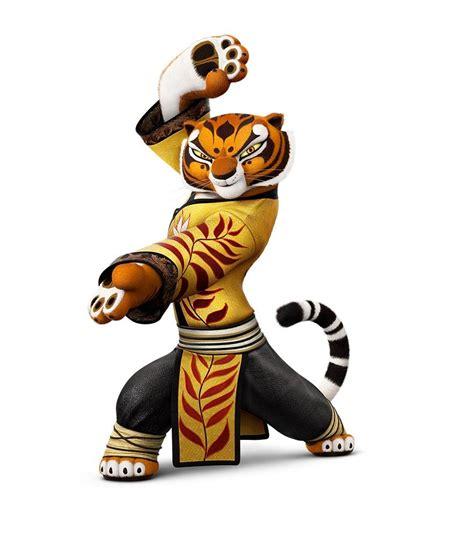 tigress kung fu panda kung fu and panda