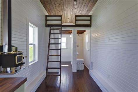 Tiny House Loft Height by Quot The Loft Quot Provides A Generous 224 Square Foot Layout