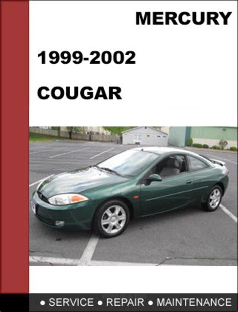 service repair manual free download 1967 mercury cougar seat position control mercury cougar 1999 to 2002 factory workshop service repair manual