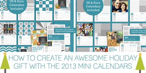 how to create an awesome holiday gift with the 2013 mini
