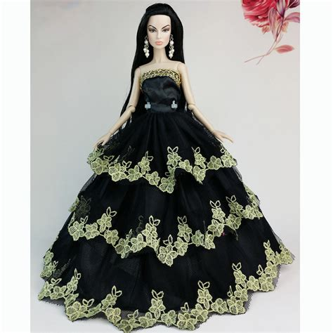 Handmade Doll Dresses - handmade wedding gown dresses clothes