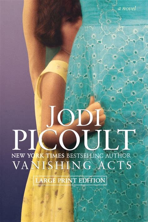 vanishing acts vanishing acts book by jodi picoult official publisher page simon schuster