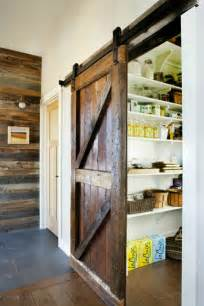 barn doors for pantry 20 amazing kitchen pantry ideas decoholic