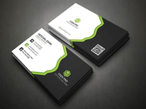 Creative Business Card Templates Psd by Creative Business Cards Psd Templates Free
