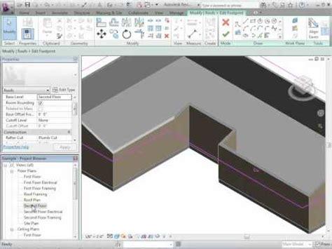 tutorial revit roof revit tutorials roofs doovi