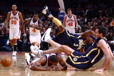 Indiana Pacers Vs New York Knicks 2 by Indiana Pacers V New York Knicks Zimbio
