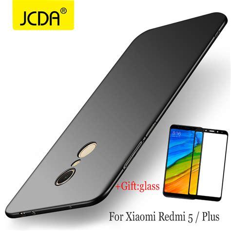 aliexpress redmi 5 plus jcda case for xiaomi redmi 5 plus case silicone pc matte