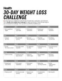 weight loss 30 30 day weight loss challenge easy meal plans weight
