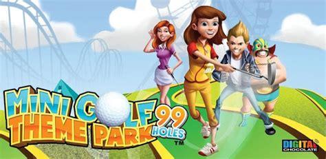 theme park apk mod mini golf theme park v1 0 69 full apk free download