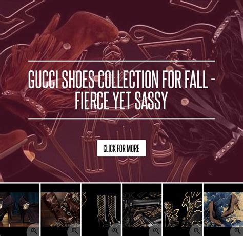Gucci Shoes Collection For Fall Fierce Yet Sassy by 7 Britt Low Heel Sandals Gucci Shoes Collection