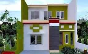 desain dapur cerah 10 desain rumah dengan perpaduan warna cerah rumah impian