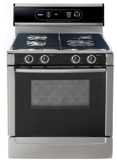 Oven Gas Bosch Bosch 700 Series 30 Quot Gas Freestanding Range Stainless Steel Hgs7052uc Gas Ranges And
