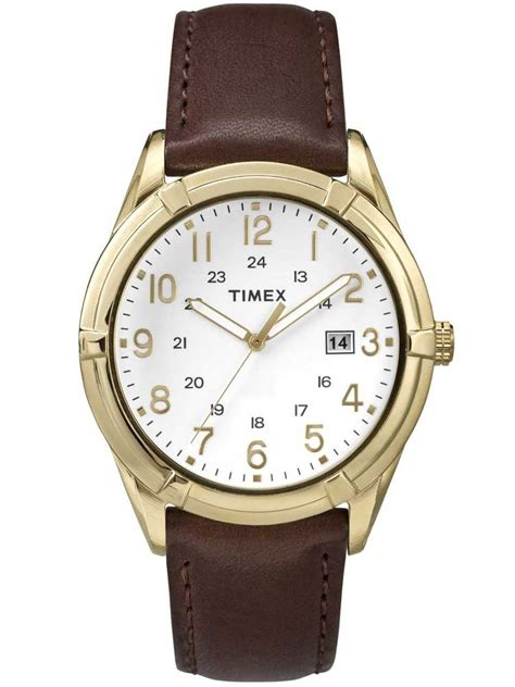 timex mens easton gold plated tw2p76600