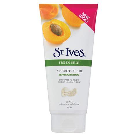 St Ives Apricot Scrub Invigorating buy fresh skin invigorating apricot scrub 150 ml by st