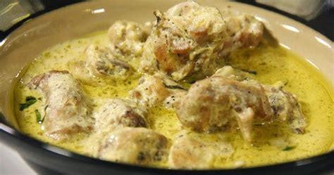 chicken and mustard curry by rida aftab urdu apna food tv