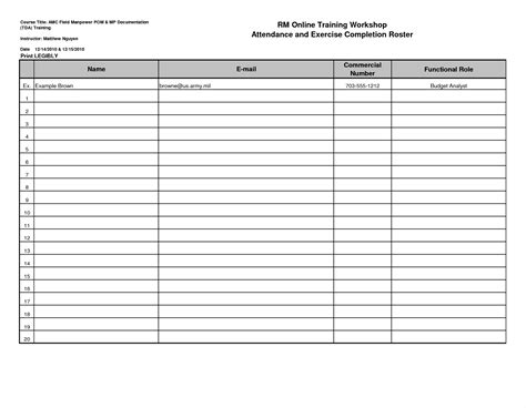 free easy copy detailed company patient sign in sheet wide from