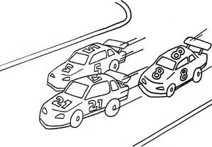 race car color page race cars coloring pages