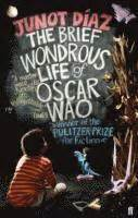 the brief wondrous life 0571239730 the brief wondrous life of oscar wao junot diaz h 228 ftad 9780571239733 bokus