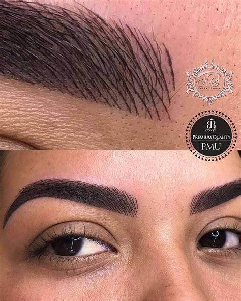 natural eyebrow tattoo microblading eyebrows eye brows looking