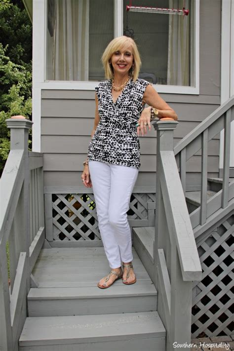summer outfits for women over 50 fashion over 50 more summer casual southern hospitality