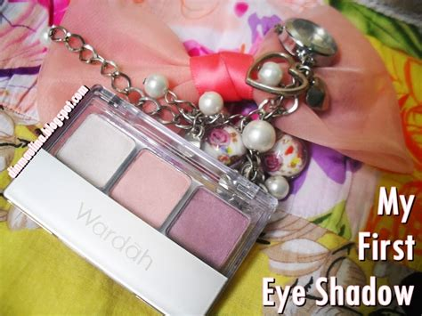 Eyeshadow Wardah Seri D Review the journey of pinkcess my eye shadow review