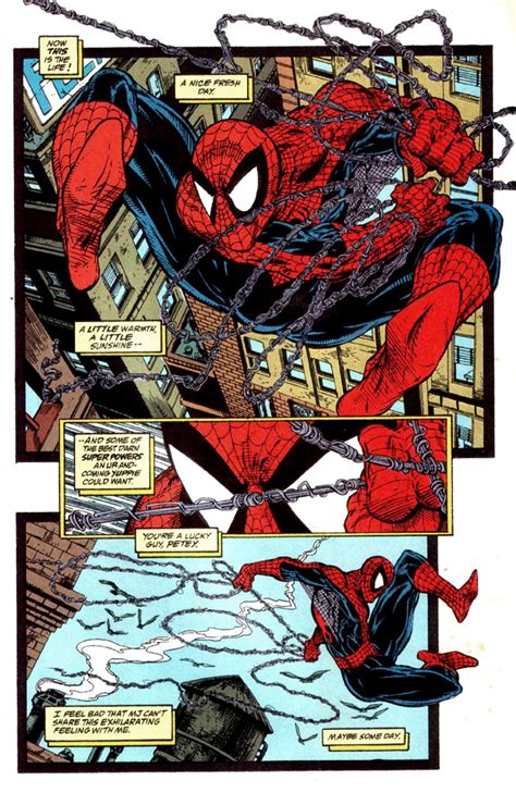 spider man by todd mcfarlane quizz comics
