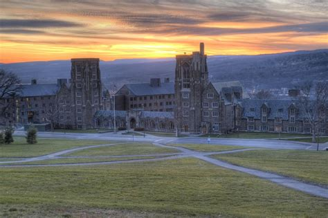 Cornell Mba Student Housing by 7 Colleges That The Harry Potter Experience
