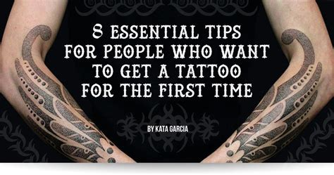 tattoo pain first time 8 essential tips for people who want to get a tattoo for