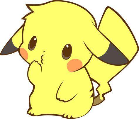 imagenes kawaiis de picachu imagenes pikachu
