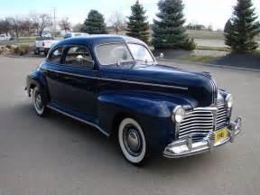 Antique Pontiac 1941 Pontiac Coupe Antique Classic Car Ebay
