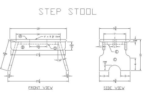 Step Stool Plans Free by Diy Free Wood Plans Step Stool Plans Free