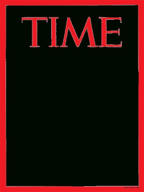 Time Magazine Cover Template The Letter Sle Time Magazine Template
