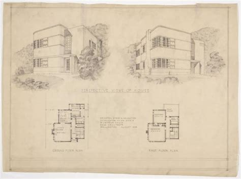 art deco floor plans building form branz renovate