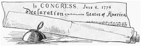 declaration of independence clipart declaration of independence clipart