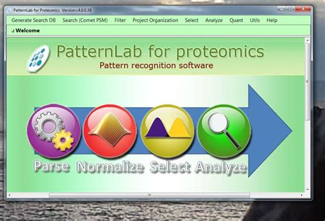 pattern lab for proteomics news in proteomics research pattern lab a bunch of