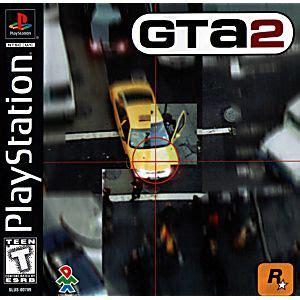 grand theft auto 2 sony playstation