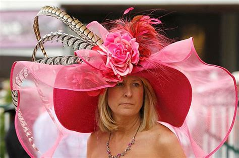 orgasmaniacscom youd be crazy not to come too the weirdest kentucky derby hats bring on the bling n