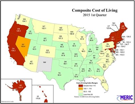 states with low cost of living taxes page 6 dakota free press