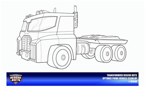 rescue truck coloring page coloring pages rescue bots coloring home